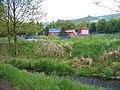 Chlumec, U zámeckého rybníka, čistička odpadních vod.jpg