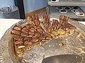 Chocolate Pecan Topped Blondie Pie (25949569430).jpg