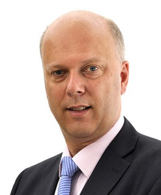 Chris Grayling - Chris Grayling in January 2012