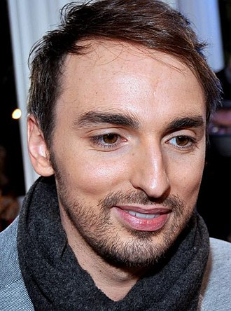 Christophe Willem - Willem in March 2012