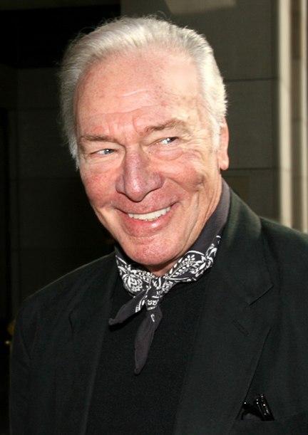 Christopher Plummer 2007