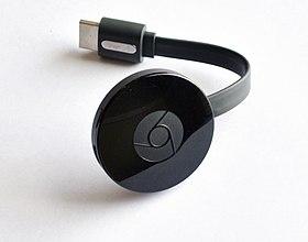 Chromecast-第2世代