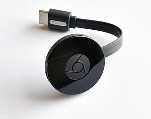 Chromecast - The second-generation Chromecast