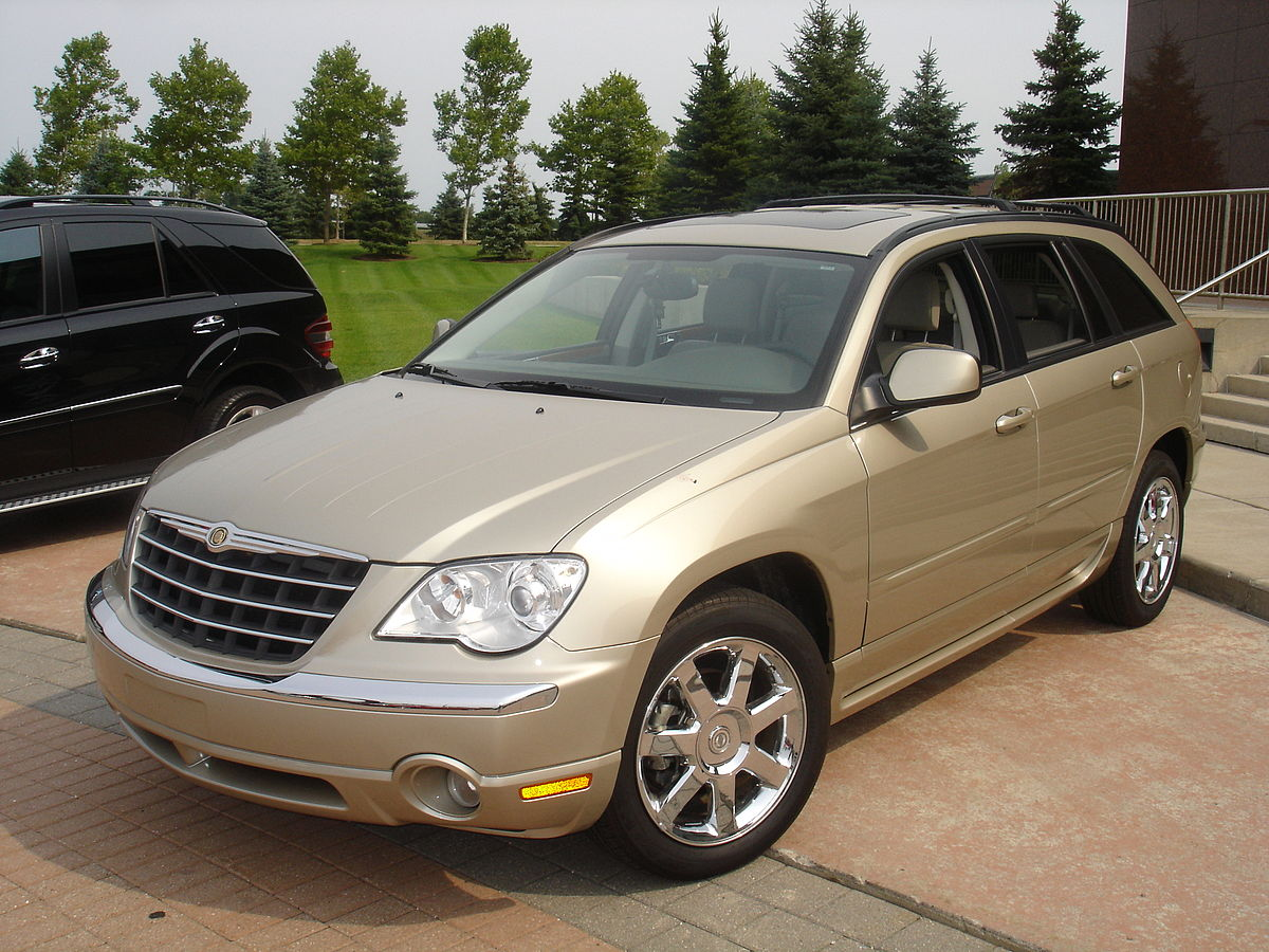 Chrysler Pacifica Limited Vs Touring
