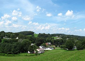 Church Hill, Tennessee - Image: Church Hill view tn 1