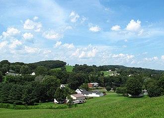 Church Hill, Tennessee - Image: Church Hill view tn 1