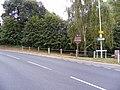 Church Street, Great Baddow and Village Sign - geograph.org.uk - 1500749.jpg