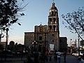 Church at Downtown Monclova Mexico - panoramio.jpg