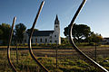 Church in Nieu-Bethesda, South Africa.jpg