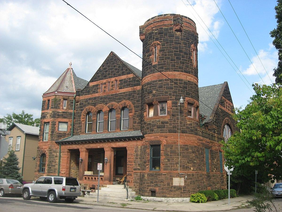 Saint Anne\'s Hill Historic District - Wikipedia