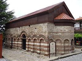 Church of Saint Paraskevi, Nesebar