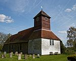 Church of St Mary Magdalen Laver Essex England - from northwest.jpg