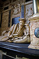Church of the Holy Cross Felsted Essex England - Richard and Robert Rich, Barons Rich monument - detail 04.jpg
