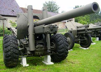 122 mm gun M1931/37 (A-19) - The Polish wz. 1931/37/85.