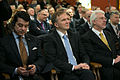 Cicerona balvas svinīgā pasniegšanas ceremonija Zviedrijas Karalistes ārlietu ministram (11852750606).jpg