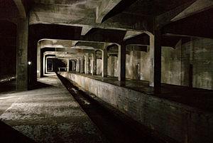 Cincinnati Subway - Image: Cincinnati Subway Race St. Station