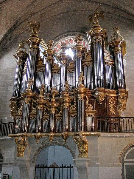 Fichier:Cintegabelle-buffet orgue.jpg