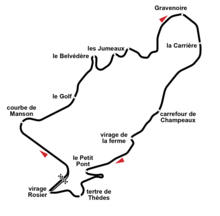 The Circuit de Charade (1958-1988)