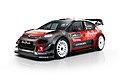 Citroën C3 WRC of Citroën World Rally Team.jpg