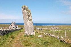 Clach an Truiseil (Truiseil Stone). - geograph.org.uk - 1573705.jpg