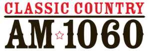CKMX - Former logo as Classic Country AM 1060