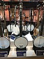 Classical era banjos by Fairbanks, Cole, and S.S. Stewart.jpg