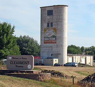 Clearmont, Wyoming Town in Wyoming, United States