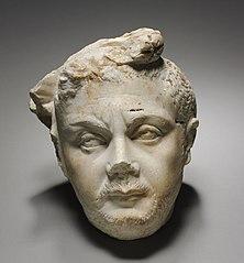 Portrait of the Emperor Balbinus