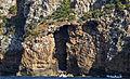 Cliff at Castellammare del Golfo in Sicily in Italy.jpg