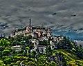 Cloudy day over Italian Castle.jpg
