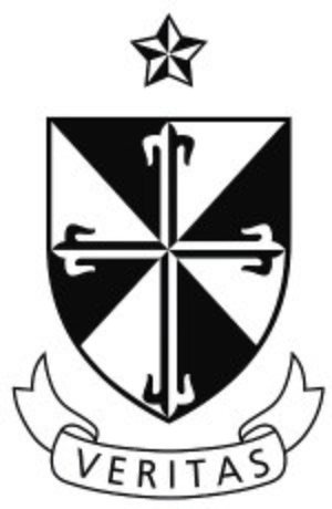 Cabra Dominican College - Image: Coat of Arms of Cabra Dominican College