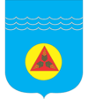 Coat of arms of Horishni Plavni