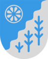 Coat of Arms of Kose Parish.png