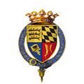 Coat of arms of Frederick I, Duke of Württemberg, KG.png