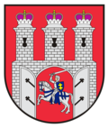 Coat of arms of Iziaslav.png