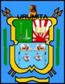 Coat of arms of Urumita.png