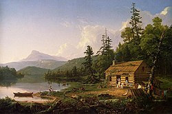 Cole Thomas Home in the Woods 1847.jpg