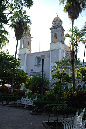 Cathedral Basilica of Our Lady of Guadalupe, Colima