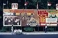 Collectie NMvWereldculturen, TM-20019401, Dia- Schildering ter gelegenheid van het 40-jarig jubileum van de viering van Onafhankelijkheidsdag, Henk van Rinsum, 08-1985.jpg