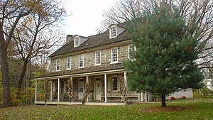 Drexel Hill, Pennsylvania - Collen Brook Farm