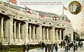 Colonnades of the Manufacturers Building, Alaska-Yukon-Pacific Exposition, Seattle, Washington, ca 1909 (AYP 1410).jpg