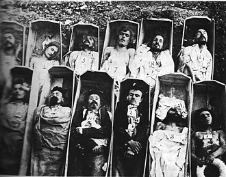 Communards - Communards killed in 1871
