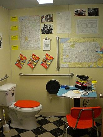 Waffle Shop: A Reality Show - Image: Community Amateur Radio Pittsburgh 4