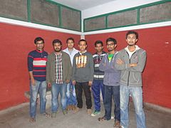 Community Members of Wikipedia Rajshahi.JPG