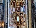 Como Basilica di Sant'Abbondio Interno Coro 3.jpg