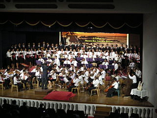 Santa Cecilia Choir