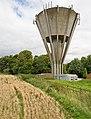 Concrete Water Tower serving South Wonston - geograph.org.uk - 933655.jpg