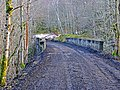 Concrete viaduct on dismantled Comrie to St Fillans railway - geograph.org.uk - 660088.jpg