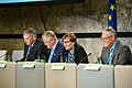 Conference Clean energy policies for the greening of towns, cities and regions the Energy Union and local regional sustainable development Conference panel (35561121401).jpg