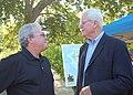 Congressman George Miller and Mayor Rob Schoeder of Martinez, CA (5030886088).jpg